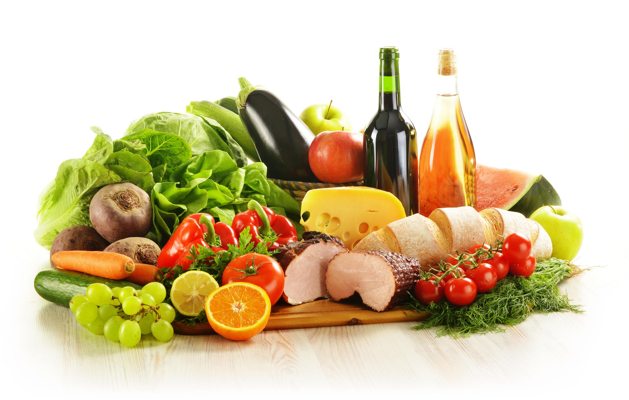 voedingspatroon afvallen