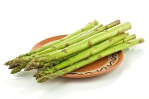 hoe groeit groene asperges