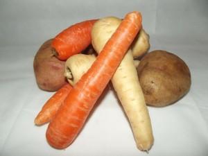 vervanging van aardappelen